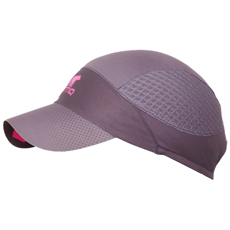 TITANIUM - RUNNING CAP GRAY1