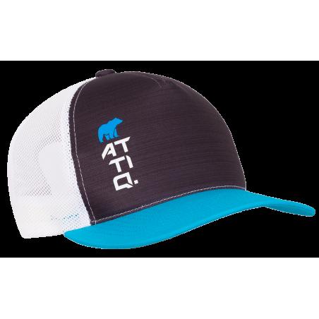 TITANIUM TRUCKER CAP BLUE