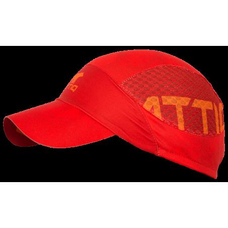 ULTRA TRAIL - RUNNING CAP RED