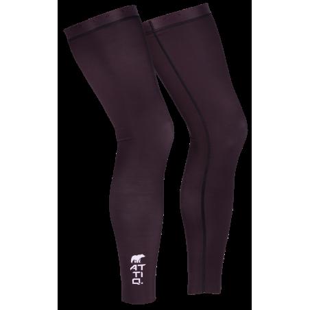 CYCLING LEG WARMERS - BLACK