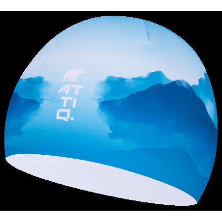 LYCRA THERMO MOUNTAIN BLUE CAP
